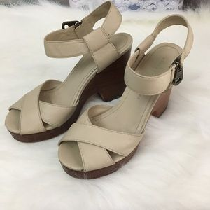 Marc by Marc Jacobs Heeled Sandal Wedge